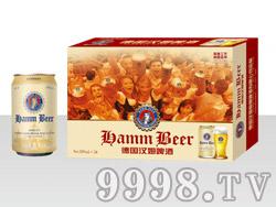 德国汉姆蕾顿啤酒330ML