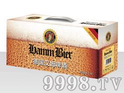 德国汉姆啤酒500ML