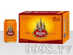 德国・汉姆原浆啤酒