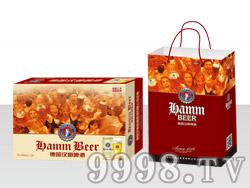德国汉姆蕾顿啤酒330ML(外包装)