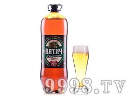 俄罗斯维吉啤酒-全麦精酿3L