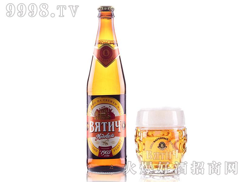 俄罗斯维吉蜂蜜啤酒-500ml