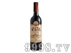 乐朗1374干红葡萄酒