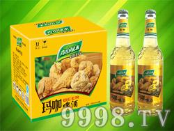 青山绿水玛咖啤酒