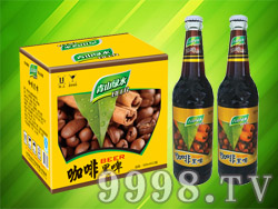 青山绿水咖啡黑啤酒