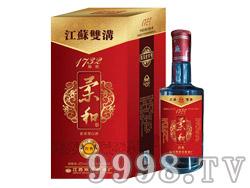双沟老字号柔和经典酒(红)