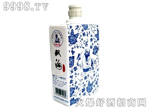 郓城水浒双沟酒瓶