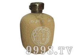 古井纯粮原酒-岁月封坛珍品典藏(米色)
