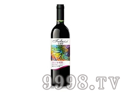法莱斯甜红葡萄酒4%vol
