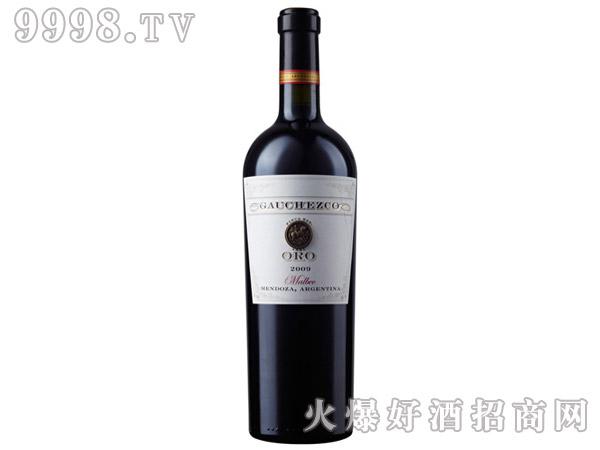高乔骑士金牌马尔贝克干红葡萄酒