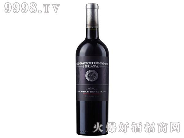 高乔骑士银牌马尔贝克干红葡萄酒