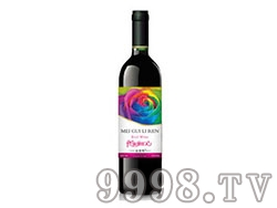 法莱斯玫瑰红葡萄酒