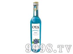 欧亚庄园蓝莓味佐餐酒(瓶装)