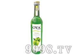 欧亚庄园苹果味佐餐酒(瓶装)