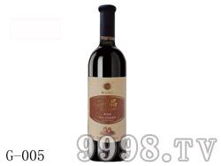 欧亚庄园尊品精品干红葡萄酒
