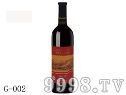 欧亚庄园特选宝石级五年干红葡萄酒