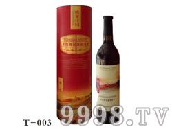 欧亚庄园特选级赤霞珠干红葡萄酒(圆筒)