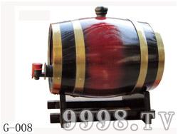 欧亚庄园高级橡木桶干红葡萄酒(3L装)