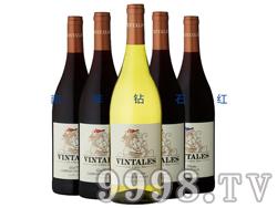 南非钻石红-万泰系列葡萄酒