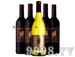 南非钻石红-金帆系列葡萄酒