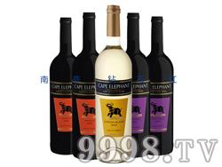 南非钻石红-开普大象系列葡萄酒