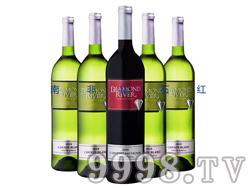 南非钻石红-钻石河系列葡萄酒