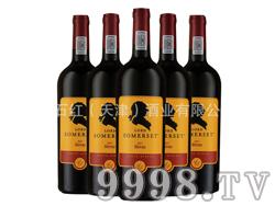 南非钻石红-勋爵色拉子干红葡萄酒