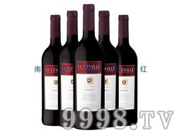 南非钻石红-露姿维尔色拉子干红葡萄酒