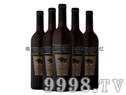 南非钻石红-开普犀牛赤霞珠干红葡萄酒750ml
