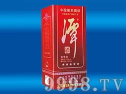 潭酒五星53度500ml(红盒)
