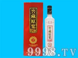 今吉事窖藏原浆酒30