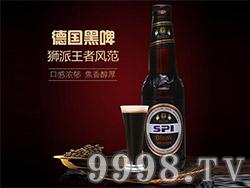 狮派黑啤酒