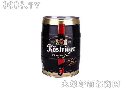 卡力特黑啤酒5L桶装