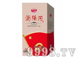 浏阳河酒红色经典A6(盒装)