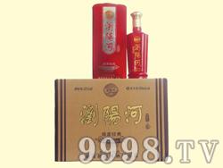浏阳河酒・绵柔经典(红)
