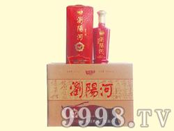浏阳河酒42度(红瓶)