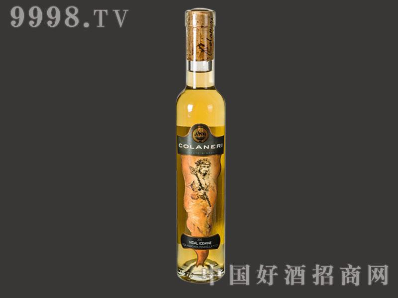 柯兰纳瑞酒庄黄金系列维岱尔白冰葡萄酒2013