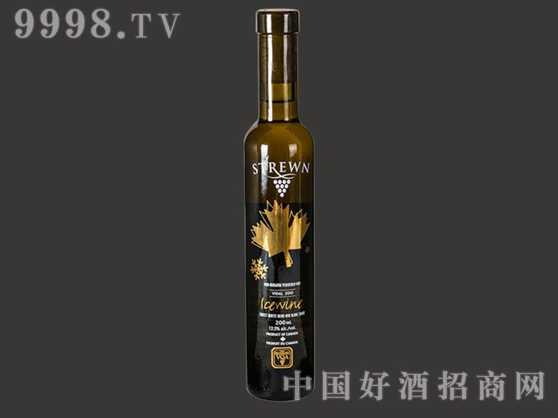 师樽酒庄维岱尔白冰葡萄酒2010