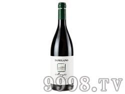 达米拉诺--内比奥罗陈酿红葡萄酒