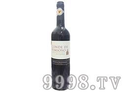 维米索伯爵干红葡萄酒