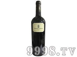 博尔巴侯爵酒庄珍藏干红葡萄酒