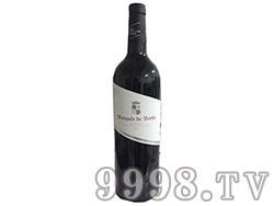 博尔巴候爵酒庄干红葡萄酒