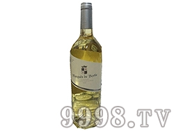 博尔巴候爵酒庄干白葡萄酒