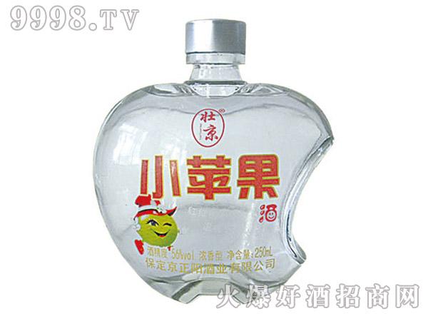 壮京小苹果酒56°250ml