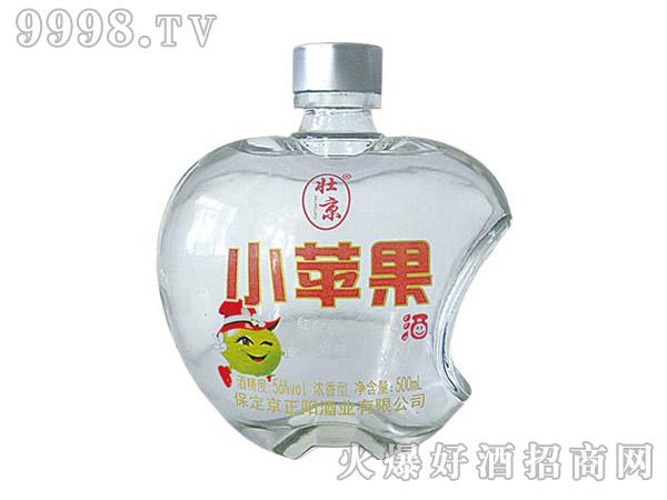 壮京小苹果酒56°500ml