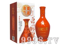 青瓷兰花酒升级版红款