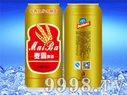 麦霸啤酒500ML
