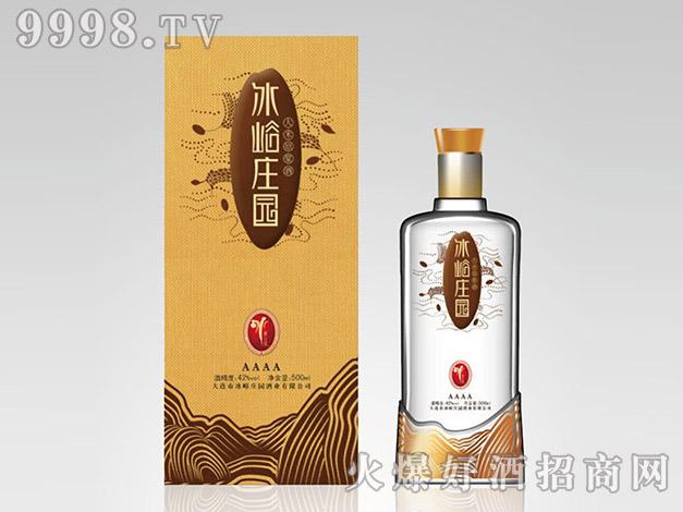 冰峪庄园大米原浆酒・4A黄