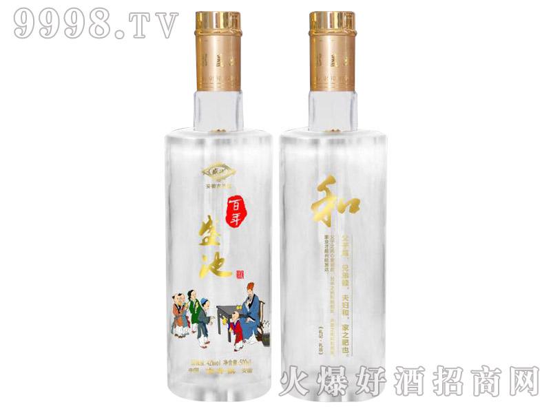 百年盛池酒瓶装酒500ml