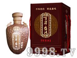 百年盛池原浆酒